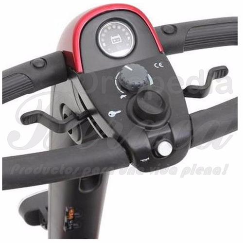 scooter ortopédico 3 ruedas motorizado eléctrico | importado