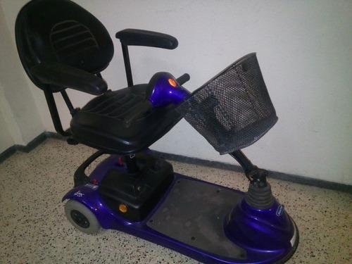 scooter para lisiados usado