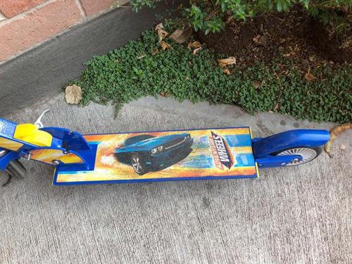 scooter para niño