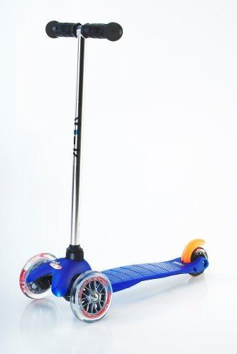 scooter patada mini - azul