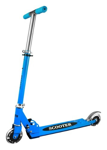 scooter patin del diablo modelo 612 azul