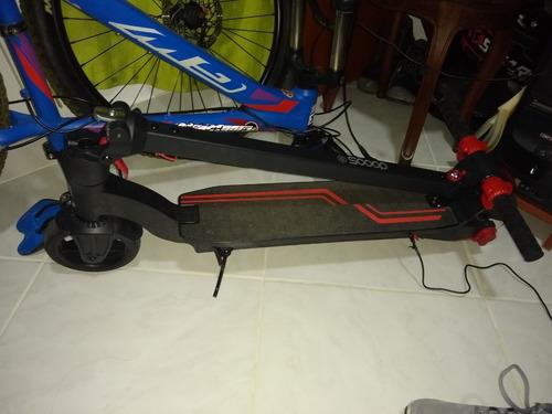 scooter patineta eléctrica 250w marca scoop h8