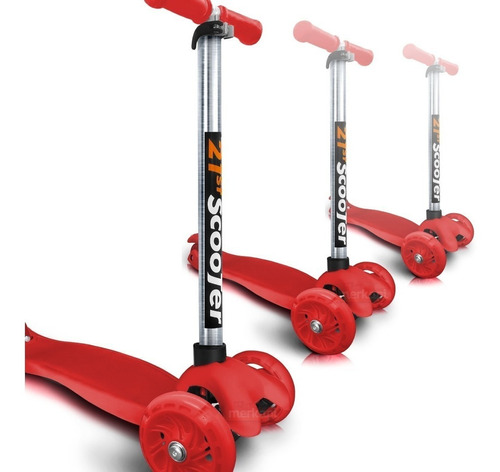 scooter patineta para niños juguete colores monopatin