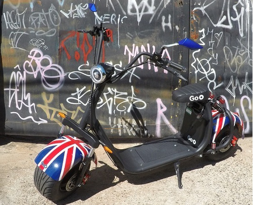 scooter patinete elétrico 1500w