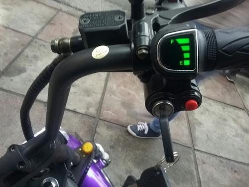 scooter patinete elétrico 800w. r$5500,00avista, 12xcartão