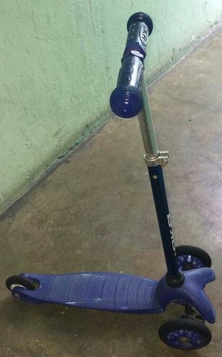 scooter poco uso ajustable