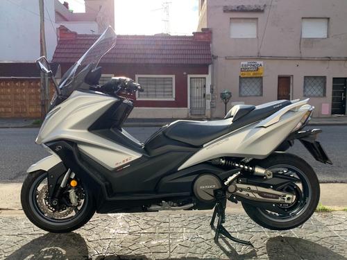 scooter sport kymco ak 550 i