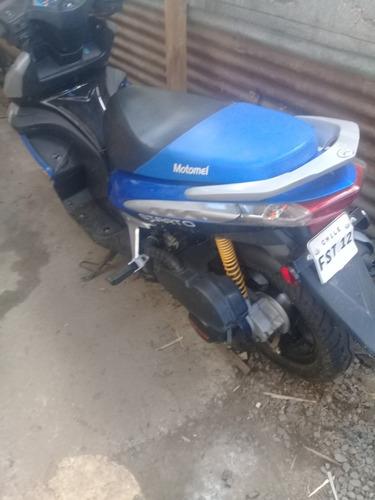 scooter strato 15 azul