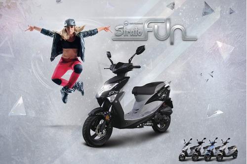 scooter strato fun motomel