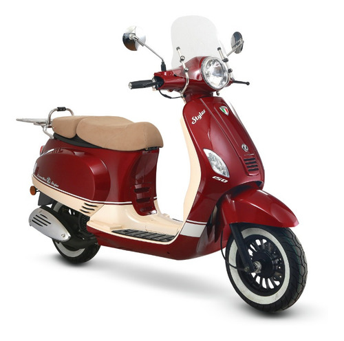 scooter styler exclusive 125 zanella