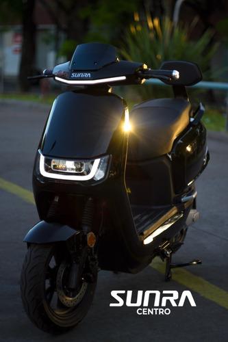 scooter sunra robo - sunra centro  / d
