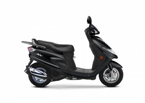 scooter suzuki an 125 0km entrega inmediata color negro 2017