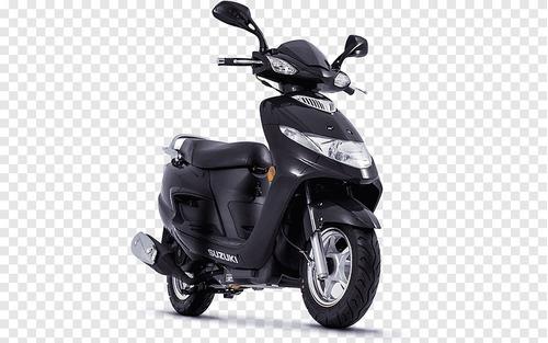 scooter suzuki an 125 0km - spagna