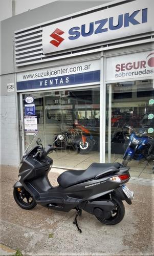 scooter suzuki burgman 200abs l8