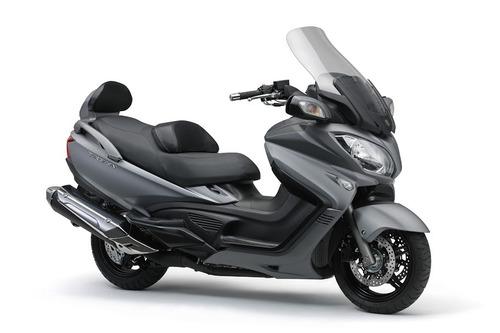 scooter suzuki burgman 650 executive 19/20 (pronta entrega)