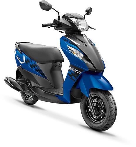 scooter suzuki lets 110 automatica 4 tiempos a/electrico