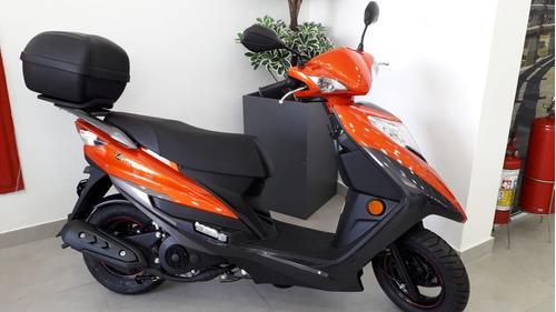 scooter suzuki lindy 125cc 0km 2020/2021 - 1 ano de garantia