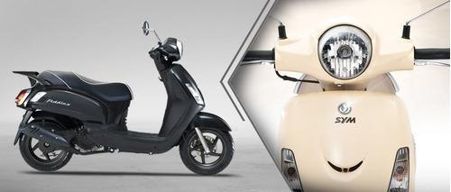 scooter sym 150cc fiddle 2 s de calle street megamoto moreno