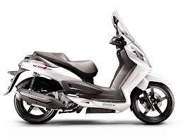 scooter sym citycom 300 de calle street megamoto moreno