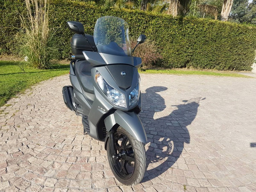 scooter sym citycom 300i