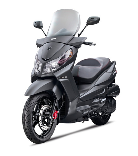 scooter sym citycom 300i inyección automática
