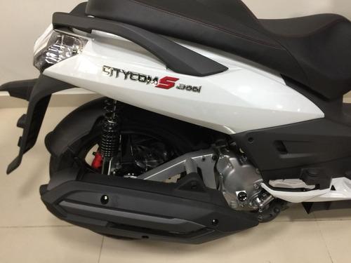 scooter sym citycom 300i s 0km 2020