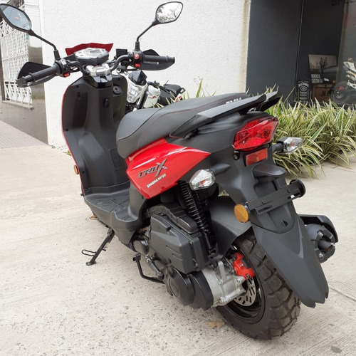 scooter sym crox 125 0km - spagna