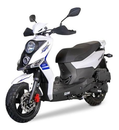 scooter sym crox 125 entrega inmediata ahora 12/18 cuotas