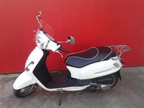 scooter sym fiddle 150 s ii - agencia oficial