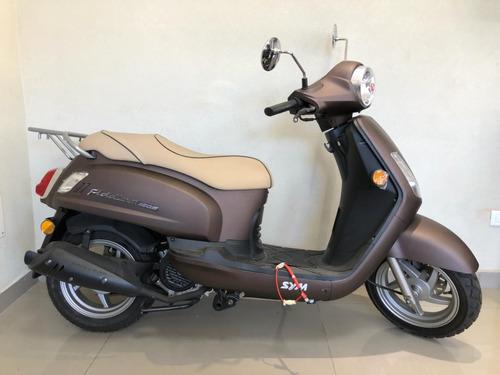 scooter sym fiddle ii 2 150 0km 2020