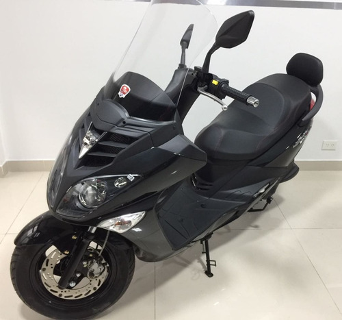 scooter sym joy ride 200 evo joyride blanco 200i
