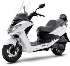 scooter sym joy ride