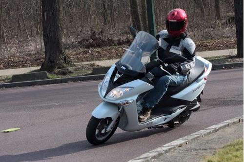 scooter sym joyride 200i como 0km 2016 !! la plata