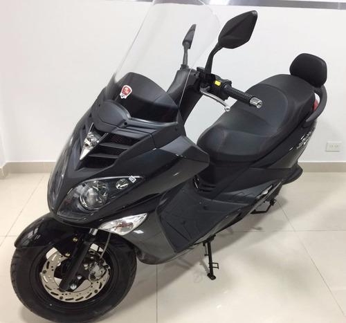 scooter sym joyride 200i evo 2017 0km