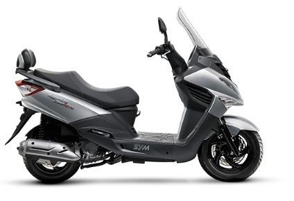 scooter sym joyride 200i evo 2018 0km