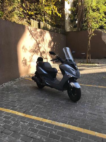 scooter sym joyride 200i único dueño impecable en garantia!