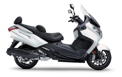 scooter sym maxsym 600 i abs 0km - mejor quel t max downtown