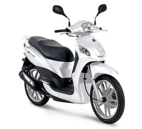 scooter sym motos