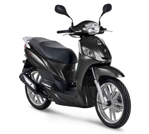 scooter sym symphony 125 blanco 0km ap motos