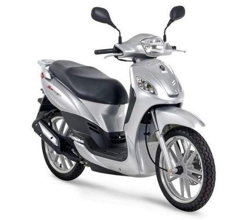 scooter sym symphony 125 negro 0km ap motos