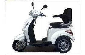 scooter triciclo modelo shino electrico marca sunra !!!!