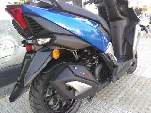 scooter tvs 125 ntorq con alarma x28 instalada  motovega