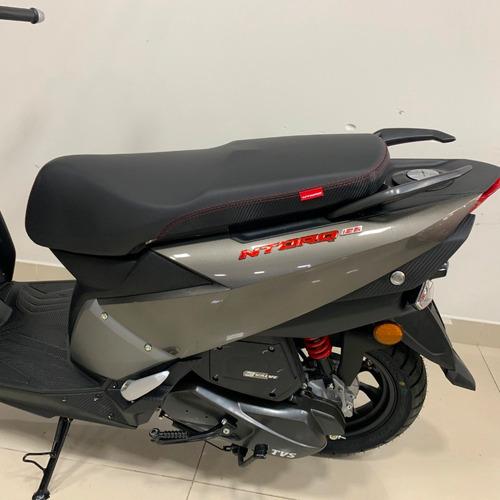 scooter tvs ntorq 125 0km 2020  $95000 y cuotas 999 motos