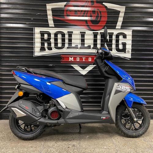 scooter tvs ntorq 125