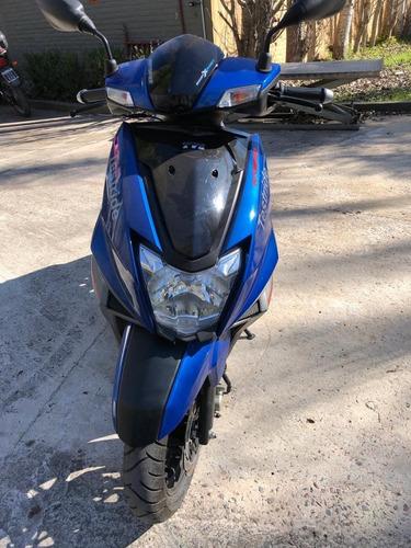 scooter tvs ntorq 125 ent ya fcia c/tarj 12 o18 cuotas usado