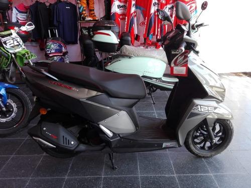 scooter tvs ntorq 125cc 0km