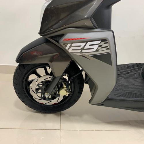 scooter tvs ntorq motos
