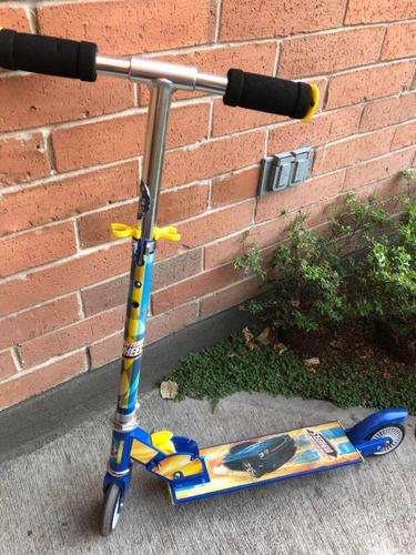 scooter usado para niño