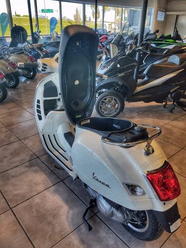 scooter vespa gts 300super abs/asr 0km mejor precio contado!