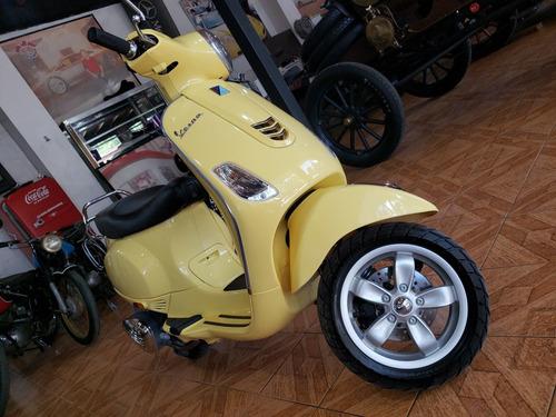 scooter vespa piaggio vxl 150 2017 charliebrokers